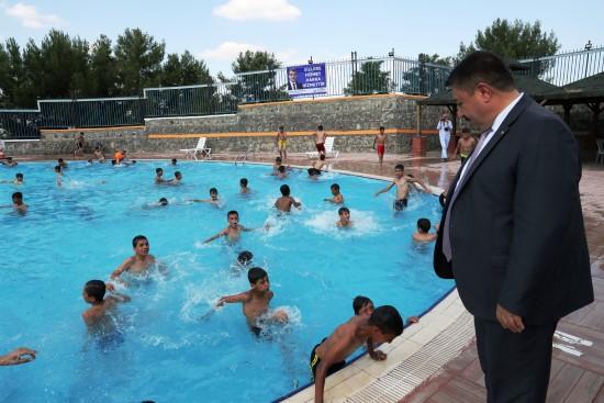 Bayuk, gençleri yaz kurslarına davet etti