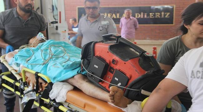 7 Kişinin Yaralandığı Kavga 17 Kişi Gözaltına Alındı
