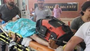 Bozova'da Silahlı Kavga 1'i Ağır 7 Yaralı