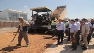 Çocuk Trafik Eğitim Parkı Urfa'ya Kazandırılıyor