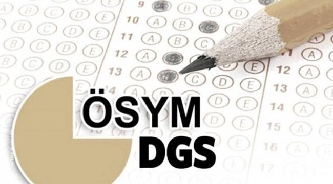 DGS İçin Sınav Giriş Belgeleri Yayımlandı