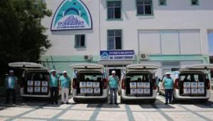 Eyyübiye'de Muhtaç Vatandaşların Sesine Kulak Veriliyor