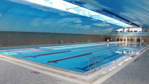 GAP Vadisi Yüzme Havuzu Hizmete Sunuluyor