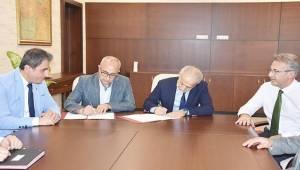 Gençlik Ofisi Açılması İçin Protokol İmzalandı