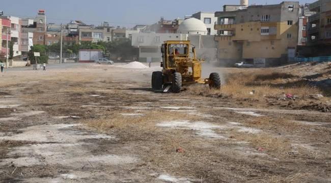 Haliliye'de 32 Mahalle İçin Özel Temizlik Programı