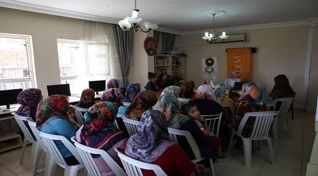 Haliliye'de Aile Olmak Söyleşisi