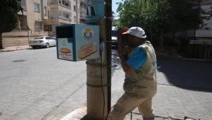 Haliliye'de Ekmek İsrafı Önleniyor