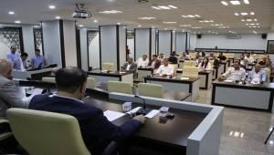 Haliliye'de Sunulan Başkanlık Teklifleri Kabul Edildi