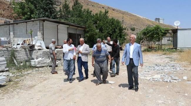 Karaköprü Belediyesi Kaçak İşletmelere Süre Verdi