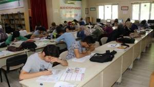 Karaköprü'de Sessiz Ders Çalışma Ortamı
