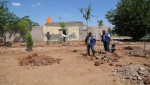 Karşıyaka Mahallesine Yeni Park Yapılıyor