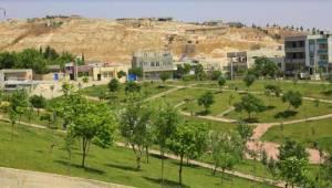 Kuş Eyyübiye'de Park Seferberliği Başlattı