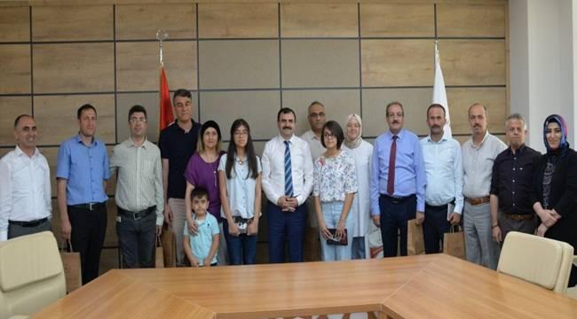 LGS'DE 4 Türkiye Birincisi Şanlıurfa'dan