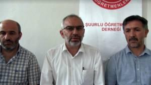 ÖĞDER Genel Başkanı Şanlıurfa'ya Geldi