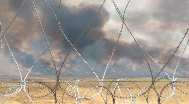 Suriye sınırında PKK/PYD üyesi bir terörist yakalandı