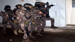 Şanlıurfa Dahil 15 ilde FETÖ Operasyonu