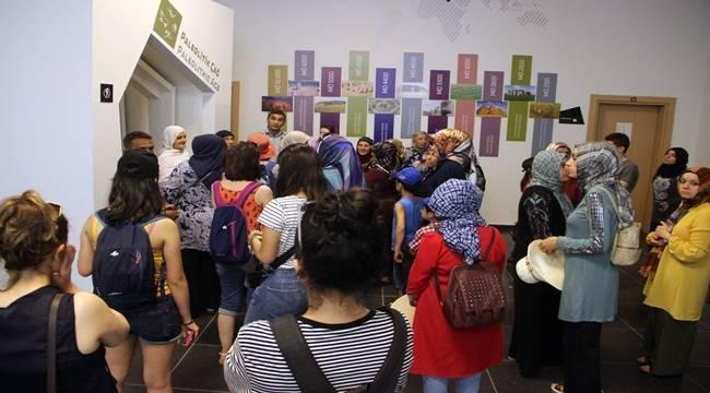 Şanlıurfa Müze Kompleksi Ziyaretçi Akınına Uğradı