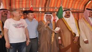 Suriyeli Aşiret Liderlerinde Terör Örgütüne Tepki
