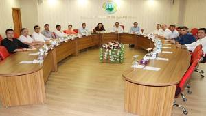 ŞUTSO Personellerine İstişare Toplantısı