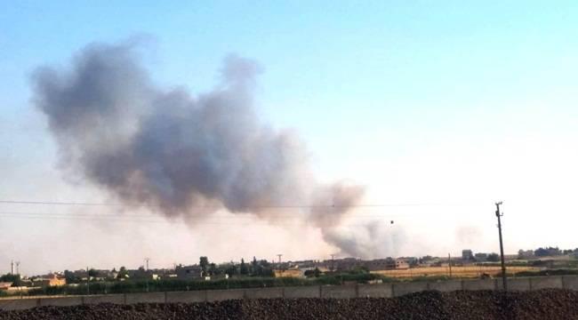 Terör Örgütü Halkın Ekinlerini Ateşe Veriyor
