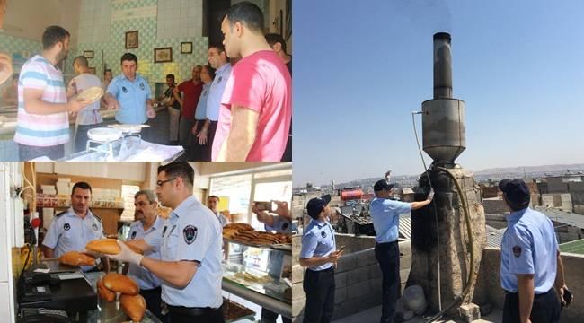 Urfa'da Fırınlar Denetlendi
