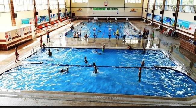 Urfa'da Havuz Sezonu Açılıyor