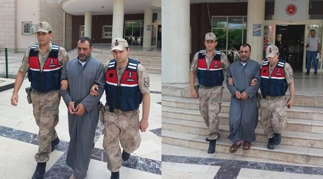 Yakalanan Terörist Tutuklandı