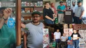 Yeşilay Şanlıurfa Şubesi Projesi İçin Esnafı Ziyaret Ediyor