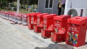 3 Bin Ton Atık Geri Dönüşüme Kazandırıldı