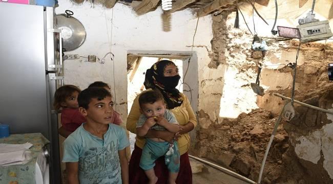 6 Çocuklu Pilis Ailesi Yardım Bekliyor