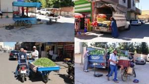 Akçakale'de Seyyar Satıcı Sorunu Çözüldü