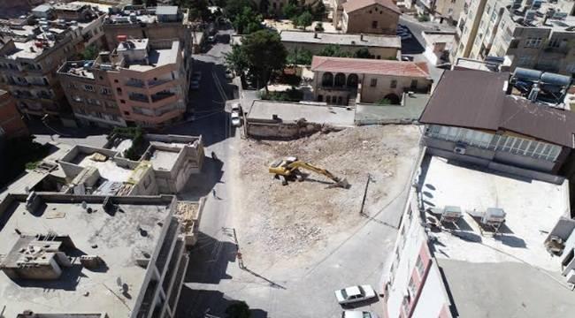 Atatürk Mahallesinde Çalışmalar Başladı