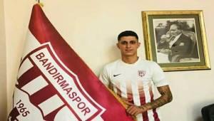 Benhur Bandırmaspor'a Transfer Oldu