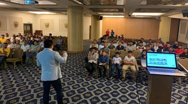 Bien Urfa'da Seramik Ustalarıyla Buluştu