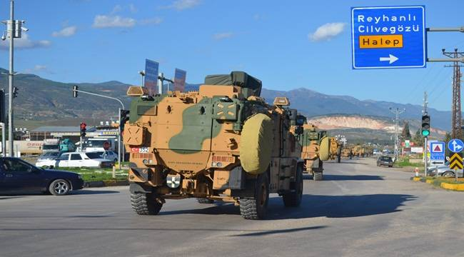 Birliklere Askeri Personel Takviyesi