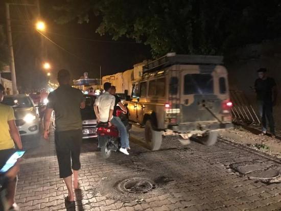 Ceylanpınar'da patlama: 3 yaralı