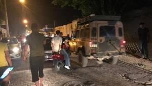 Ceylanpınar'da Patlama 4 Kişi Yaralandı