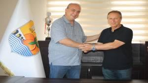 Cüneyt Karakuş Erzinspor'da