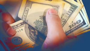 Dolar 5,68'e Geriledi