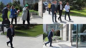 Erdoğan Milletvekilleri İle Bir Araya Geldi