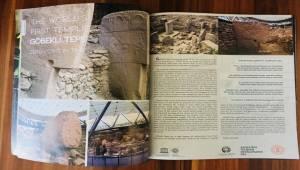 Göbeklitepe World Herıtage Review Dergisinde