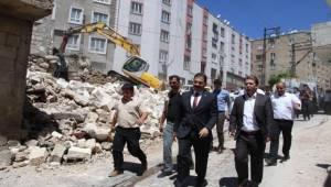 Haliliye'de 20 Yıllık Sorun Çözüme Kavuştu