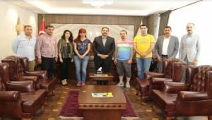 Haliliye Türkiye'de 14 Belediyeden Biri Oldu