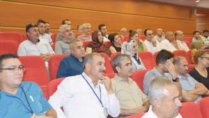 Harran Üniversitesinde Kişisel Gelişim Programı Düzenlendi