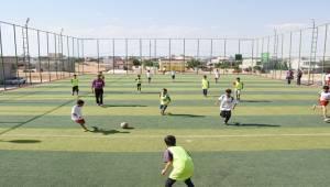 Hedef Futbola Teşvik Etmek