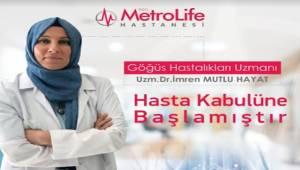 İmren Mutlu Hayat Metrolife Hastanesinde