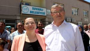 İYİ Partiden Seçilmişti Eşi Ak Parti'den Aday Oldu