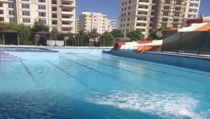 Karaköprü Aquapark Tekrardan Hizmete Açıldı
