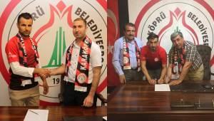 Karaköprü Belediyespor Beklerle Devam Dedi