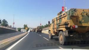 Komandolar Suruç Sınırına Gidiyor